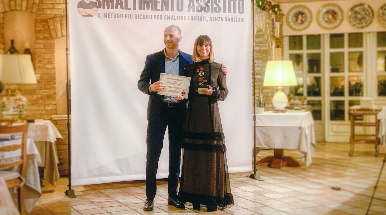 Premio Smaltimento Assistito 2019